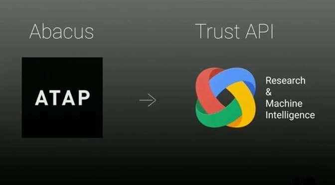 Een silly walk in plaats van je wachtwoord: Trust API