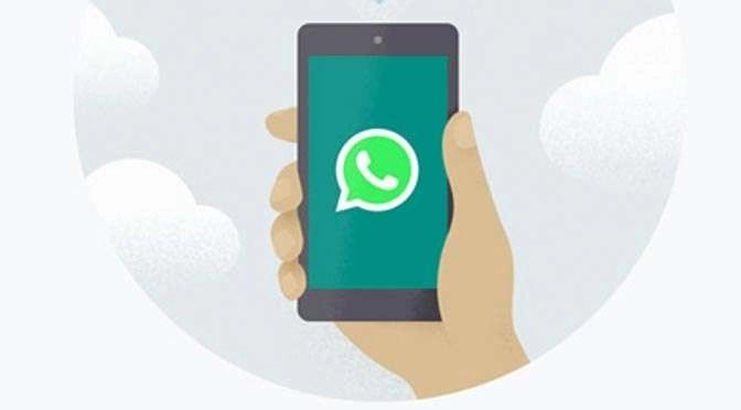 What's up WhatsApp?