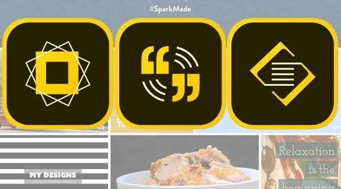 Adobe Spark voor het vertellen van visuele verhalen