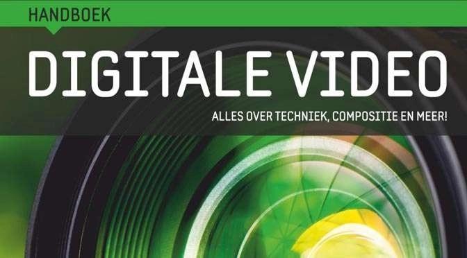 De drie delen van het Handboek Digitale Video