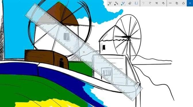 Windows Ink Workspace in Anniversary Update Windows 10