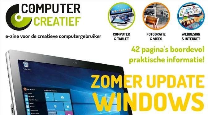 Computer Creatief: óók een e-zine!