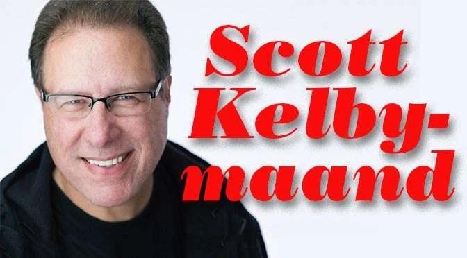 Scott Kelby, de man achter de boeken