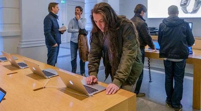 Bob Timroff: 'Ik houd van de de Mac omdat ik er alles op kan doen'
