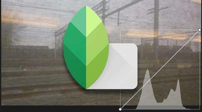 Snapseed: verschillen in opslaan tussen iOS en Android