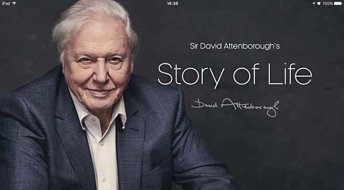 De Story of Life-app met Sir David Attenboroughs is kosteloos beschikbaar voor Android en iOS