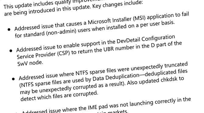 Grote Windows 10 update staat klaar