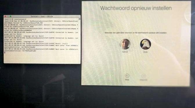 Een gecrashte iMac tot leven wekken (2)