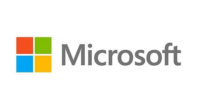Microsoft verzamelt volgens de Autoriteit Persoonsgegevens stiekem veel te veel gegevens (bron afbeelding: https://commons.wikimedia.org/wiki/File:Microsoft_logo_(2012).svg)