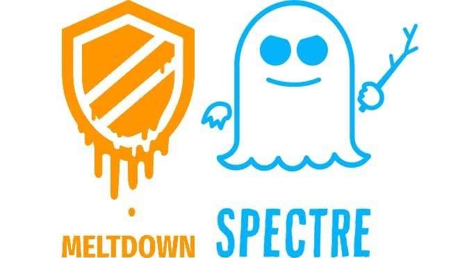 Processorlek crasht oudere AMD-computers na Windows 10 update (bron afbeelding: https://commons.wikimedia.org/wiki/File:Meltdown_with_text.svg en https://commons.wikimedia.org/wiki/File:Spectre_with_text.svg)