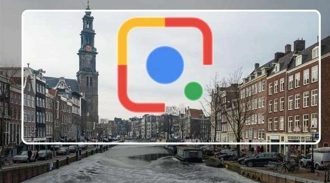 Google Lens geïntegreerd in Google Photos