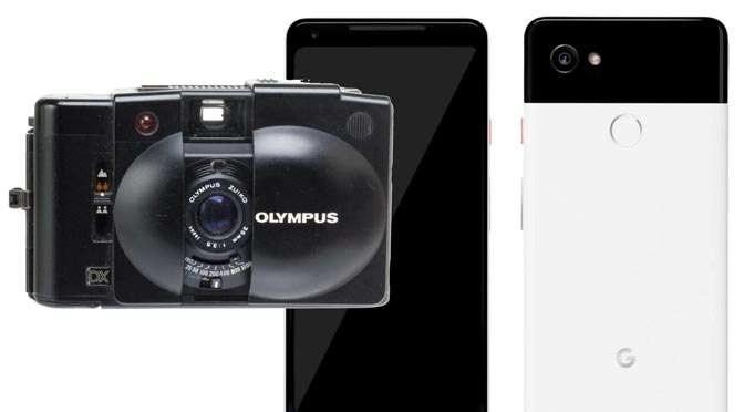 Je smartphone heeft een échte camera