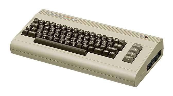 C64 Mini is écht leuk!
