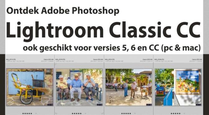 Afdrukken maken in Lightroom Classic