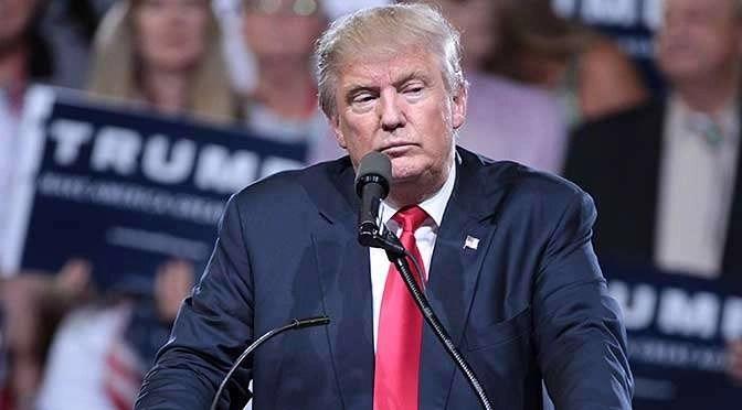 Donald Trump vindt zoekgedrag Google verdacht