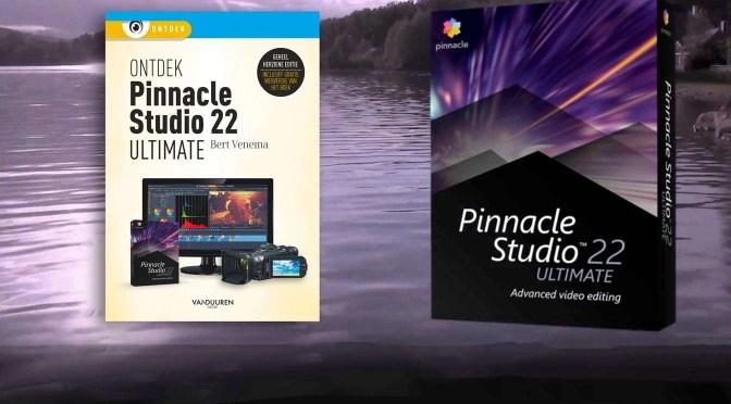 Win een versie van Pinnacle Studio 22 Ultimate!