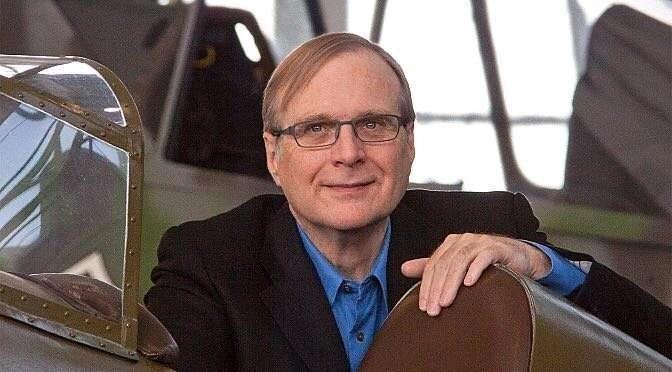 Paul Allen – mede-oprichter Microsoft – overleden