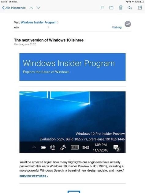 Windows 10 blijft een vorm van Russisch roulette, zeker nu 1811 (voorheen bekend als 1809) weer op springen staat