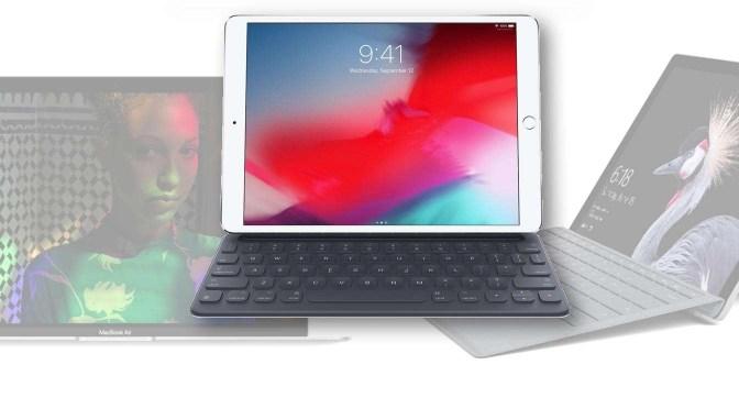 iPad Pro 2018: niet voor werk…