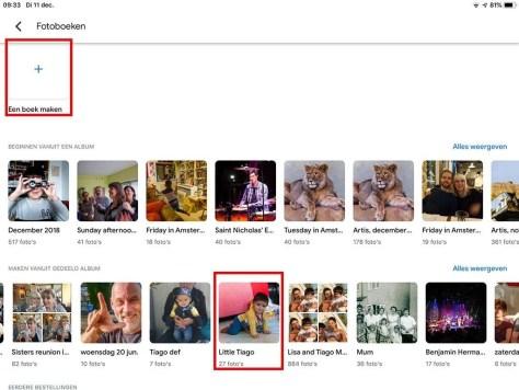 Google Fotoboeken