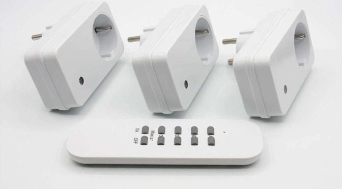 Smart Switch, schakelen op afstand