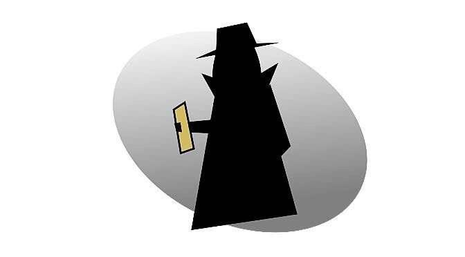 Polen pakt vermeende Huawei spion op (bron afbeelding: https://nl.m.wikipedia.org/wiki/Bestand:Spy_silhouette_document.svg)
