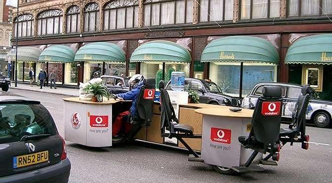 Mobiel werken is tegenwoordig geen probleem meer (bron afbeelding: https://www.flickr.com/photos/edwin11/255640834)