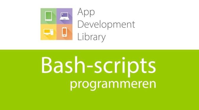 Programmeren met Bash