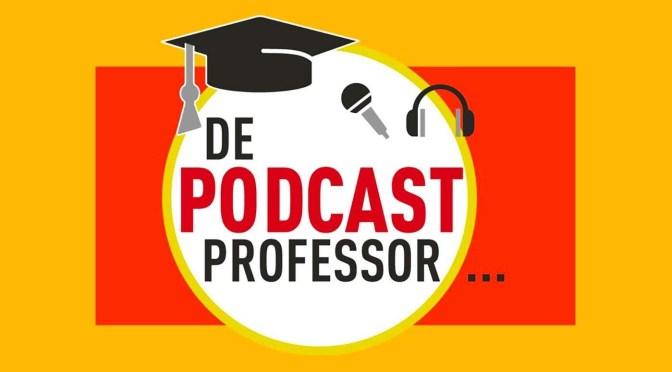 Een podcast over het maken van een podcast