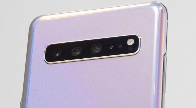 Mijn nieuwe camera-telefoon