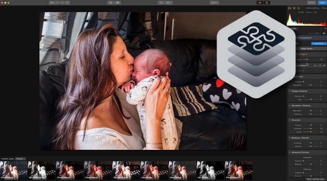 Luminar Flex, een plug-in voor Lightroom en Photoshop