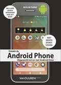 Het boek Ontdek de Android Phone, 6e editie, Voor Android Nougat en Oreo door Joris de Sutter