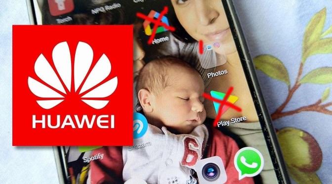 Huawei als de vijand…