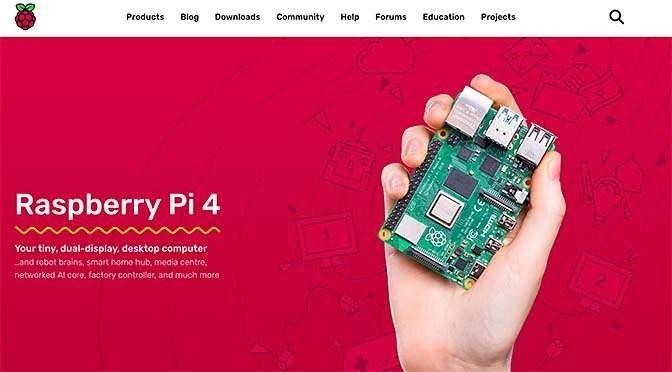 Nieuwe Raspberry Pi 4 sneller dan ooit