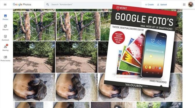 Een podcast over de mogelijkheden van Google Foto's
