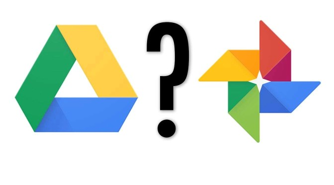 Verwarring door de veranderingen bij Google Foto's en Google Drive