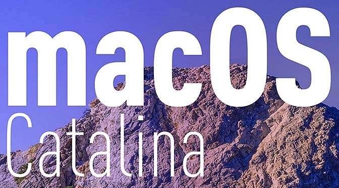 macOS Catalina en 32 bits