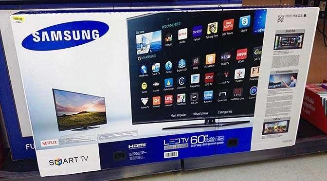 Toch nog even die (smart) TV…