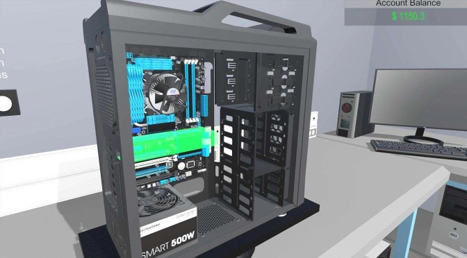 PC Building Simulator – managementgame voor masochisten