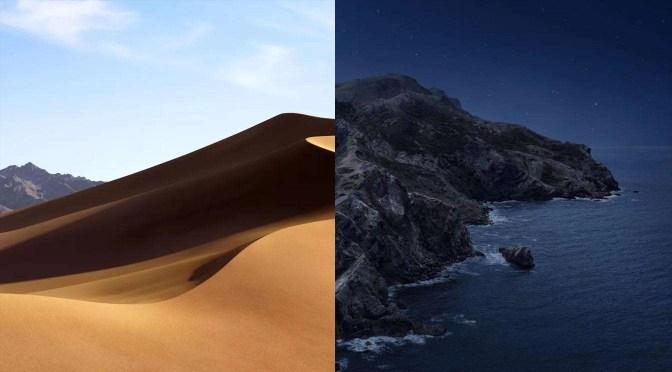 Adobe en macOS Catalina