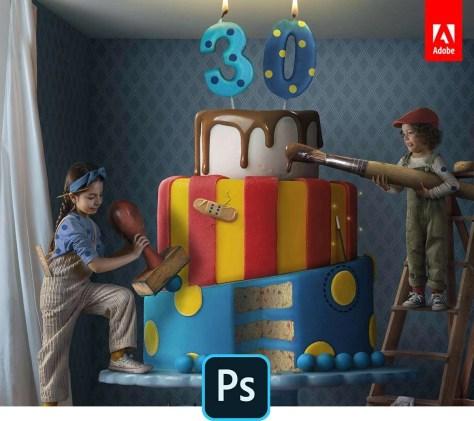 Photoshop is 30 jaar