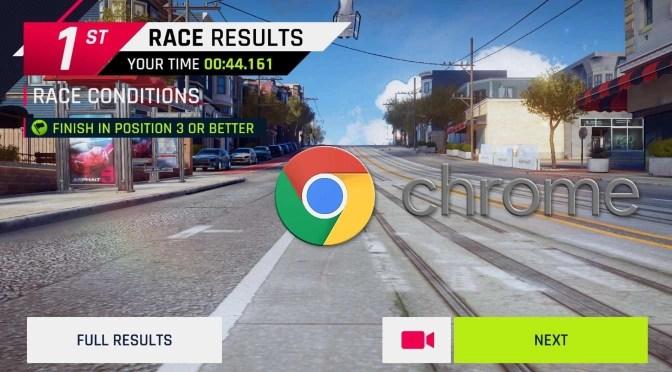 Chromebook en Android