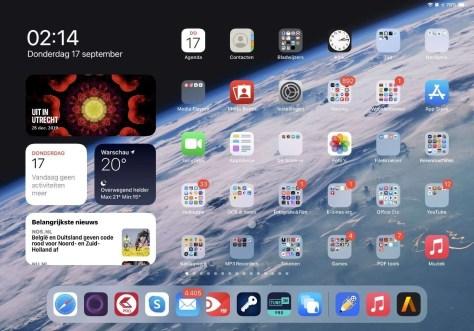 iOS 14 en iPadOS 14