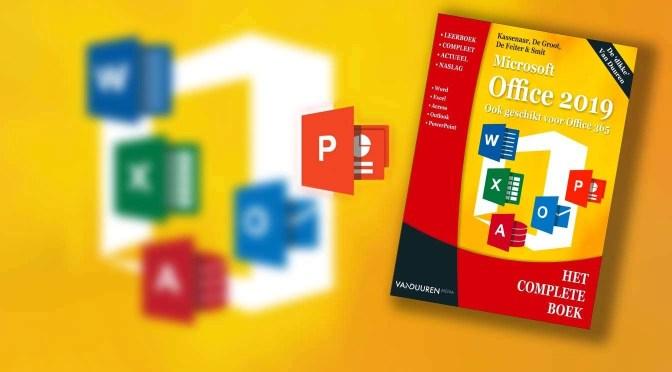 Foto's in PowerPoint
