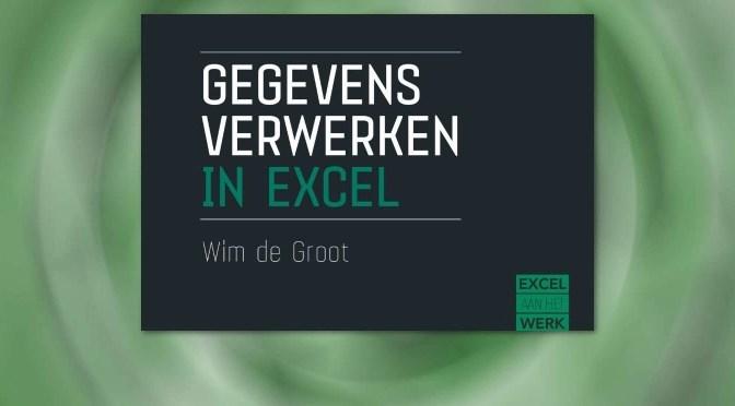 Gegevens importeren in Excel vanuit Word