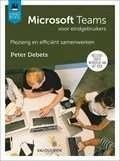 Handboek Microsoft Teams van Peter Debets