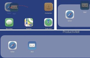 de macOS Launchpad