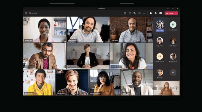 Bestanden in Microsoft Teams