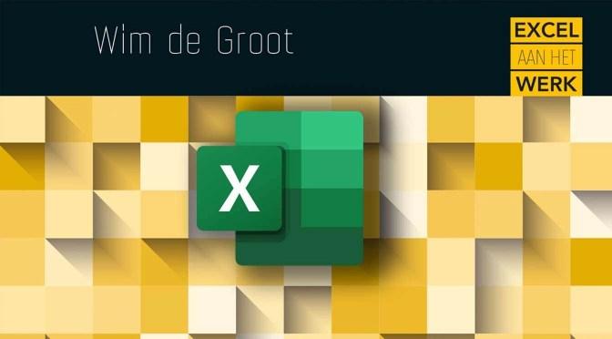 De functie GROOTSTE in Excel
