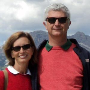 Marco Bicocchi Pichi e Silvia Goffi